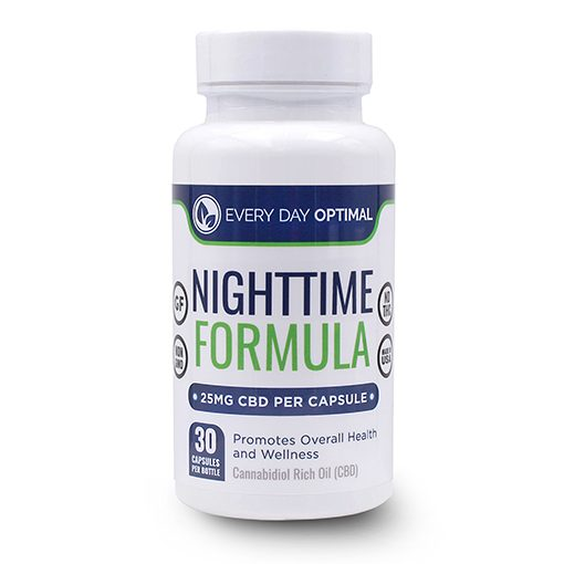 Sleep Aid CBD Capsules