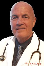 Dr. Jack Isler endorsing Every Day Optimal CBD