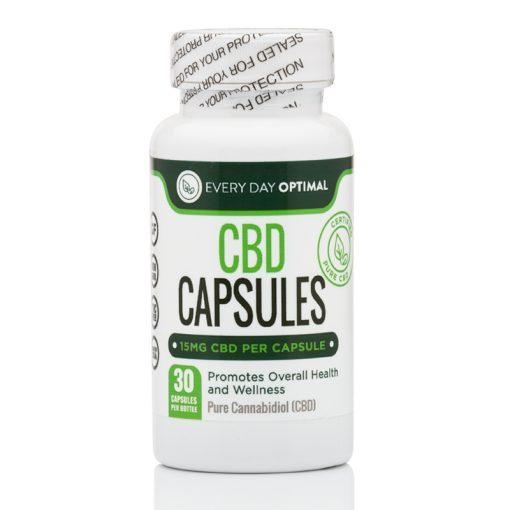 15mg CBD Capsules