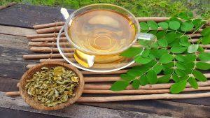 CBD vs Moringa Tea