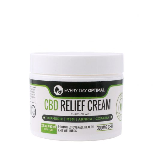 Every Day Optimal 25% Off CBD Salve Coupon