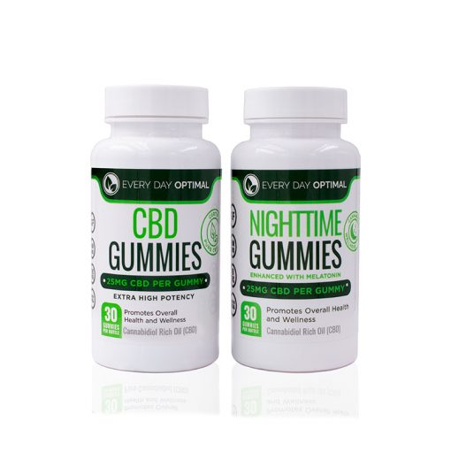 AM PM CBD Gummy Bundle