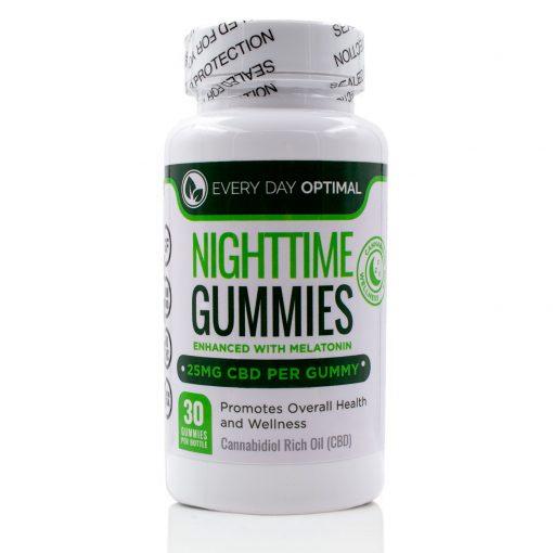 Nighttime gummies - 25mg - 30 count