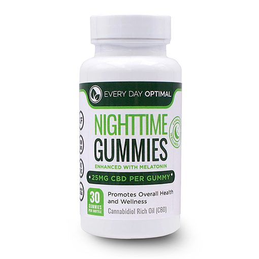 Sleep Aid CBD Gummies - 25mg