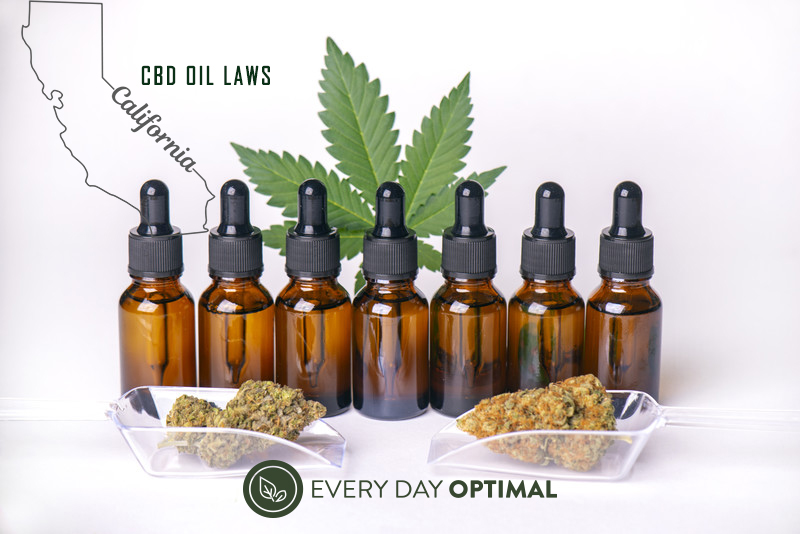 CBD Oil California Laws Featured Image