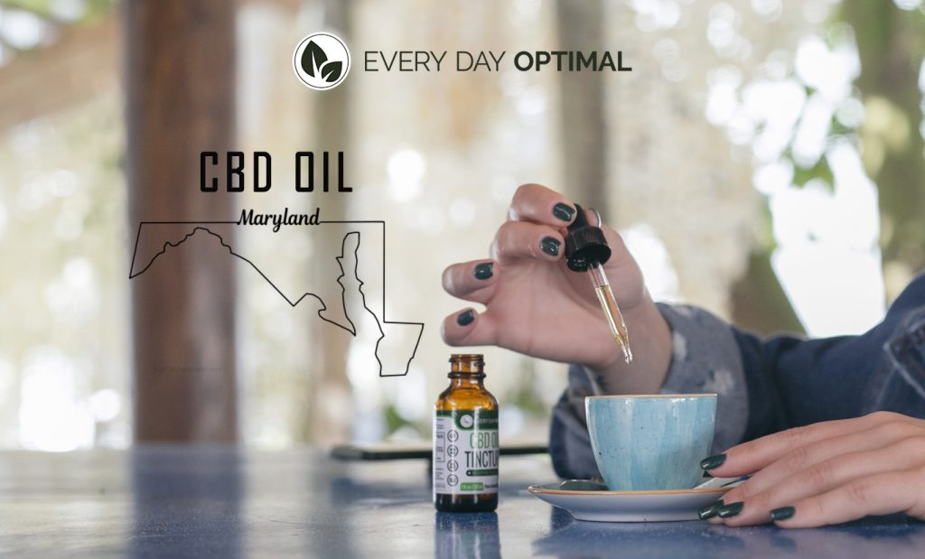CBD Oil Maryland