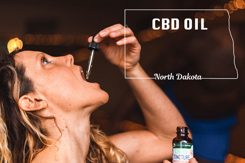 CBD Oil in North Dakota