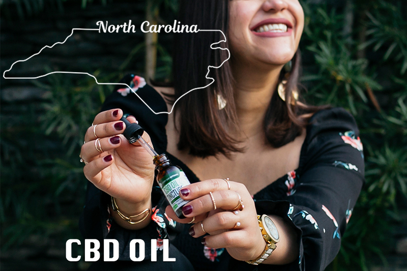 CBD Oil in North Carolina