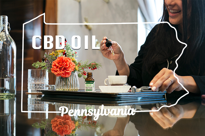 CBD Oil in Pennsylvania