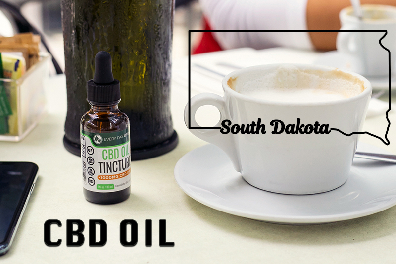 CBD Oil in South Dakota